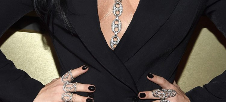 JEWELRY FOR THE GRAMMY'S